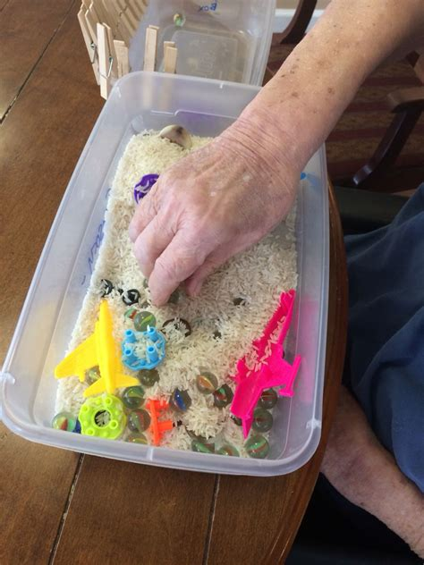 Activity Box Ideas For Dementia