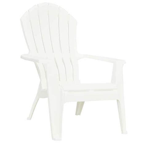 Adams-White-Plastic-Adirondack-Chairs