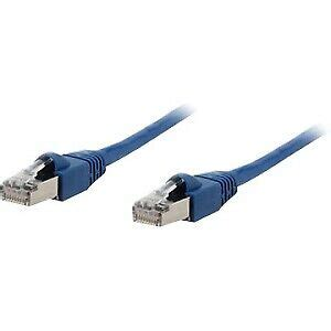 AddOn 20ft white Molded Snagless CAT6A Patch Cable