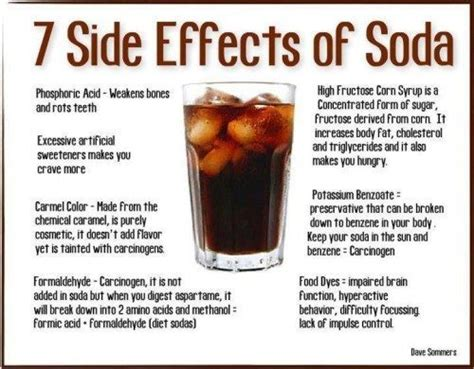 Addicted To Diet Coke Side Effects