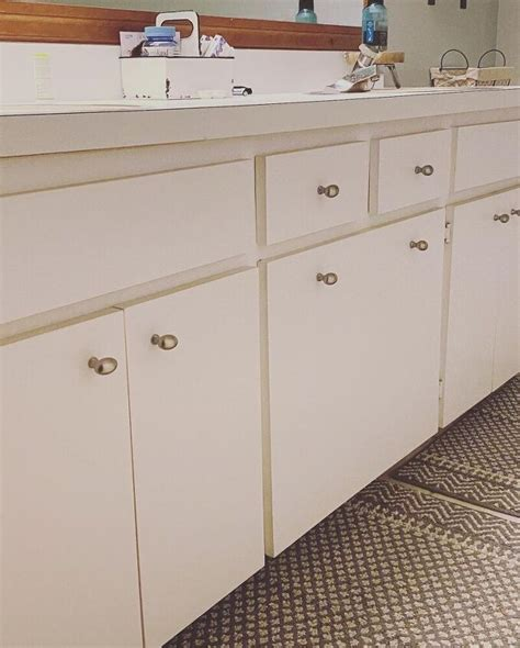 Adding Molding To Flat Kitchen Cabinets
