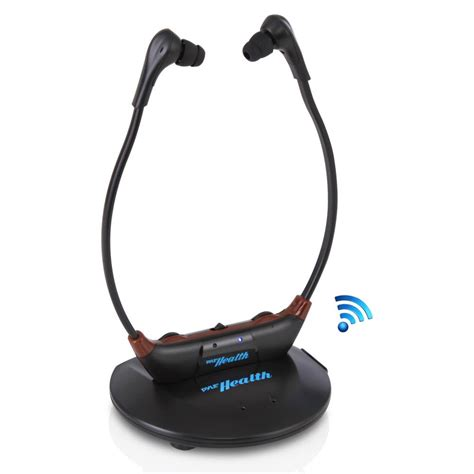 Additional Amplified Headset For Wireless Amplified TV Headset w/ Microphone