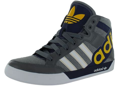 Adidas Adi Originals Men's Hard Court Hi 2 Sneakers Shoes