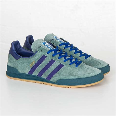 Adidas Blue Denim Sneaker