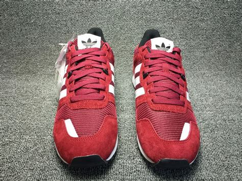 Adidas Burgundy Men's Zx 700 Athletic Running Sneaker