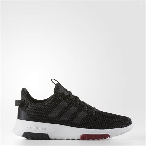 Adidas Cloudfoam Racer Tr Women's Sneakers Gray Rose