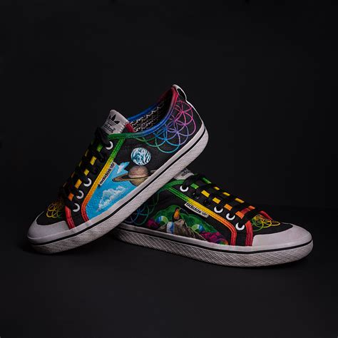 Adidas Coldplay Sneakers