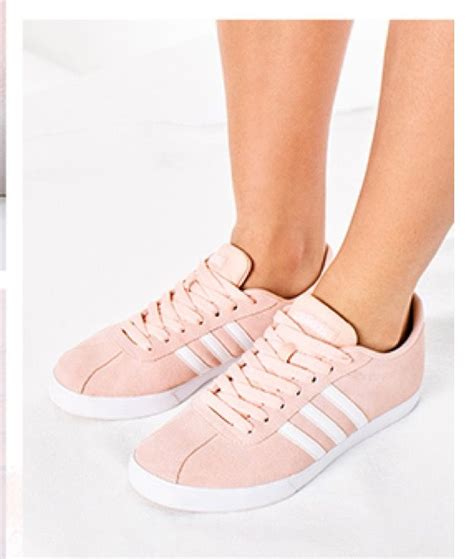 Adidas Courtset Sneaker Women's Blush