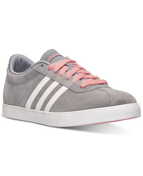 Adidas Courtset Womens Sneakers Black