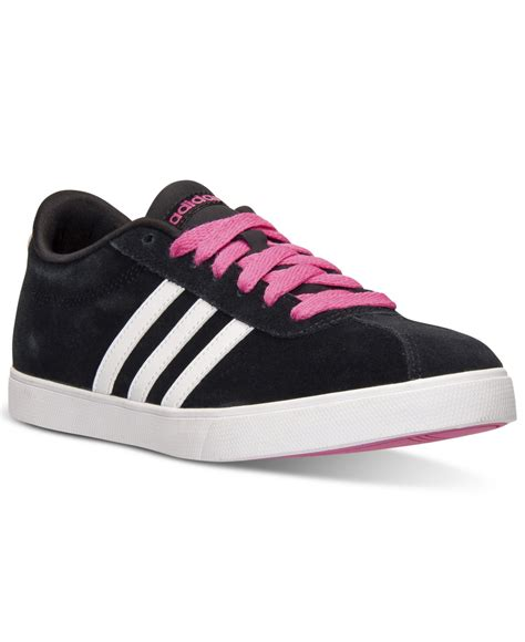 Adidas Courtset Womens Sneakers Pintrest