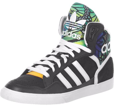 Adidas Extaball Womens Hi-top Sneakers