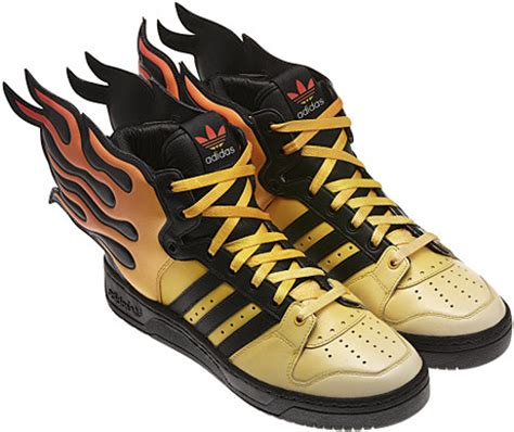 Adidas Fire Sneakers