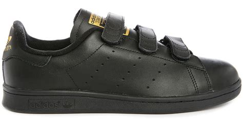 Adidas For J Crew Stan Smith Sneakers With Velcro