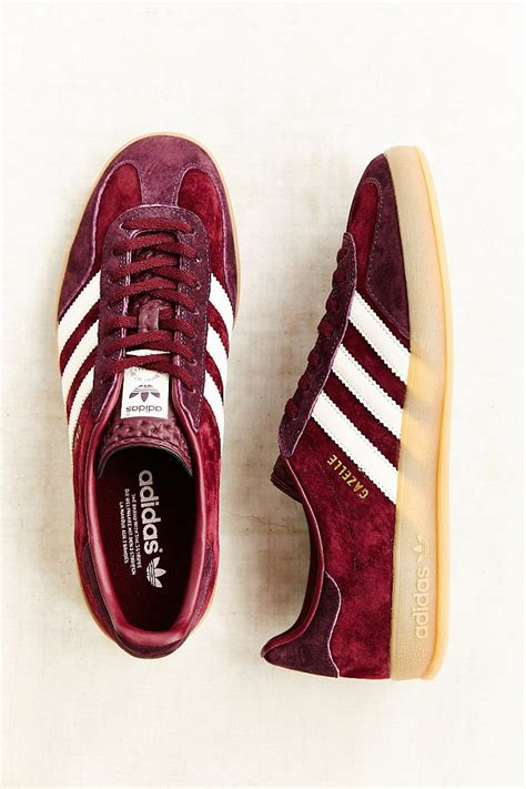 Adidas Gazelle Gum Sole Indoor Sneaker