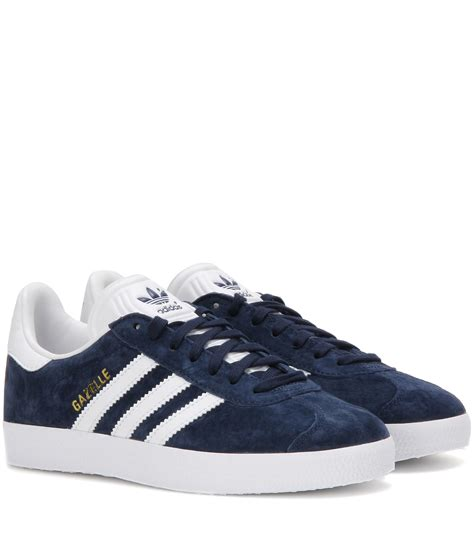 Adidas Gazelle Sneakers In Suede
