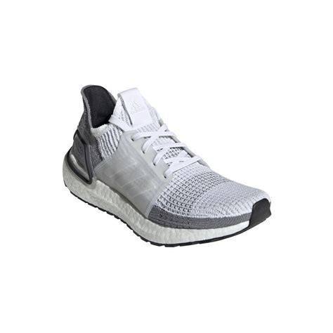 Adidas Grey White Women Sneaker