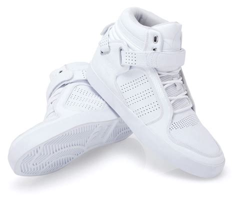 Adidas High Rise Sneakers