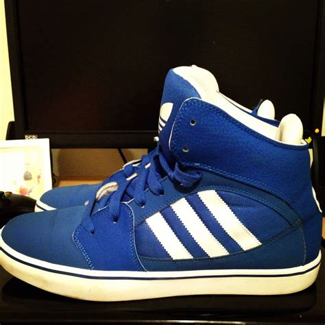 Adidas Hillsdale Mens High Top Sneakers
