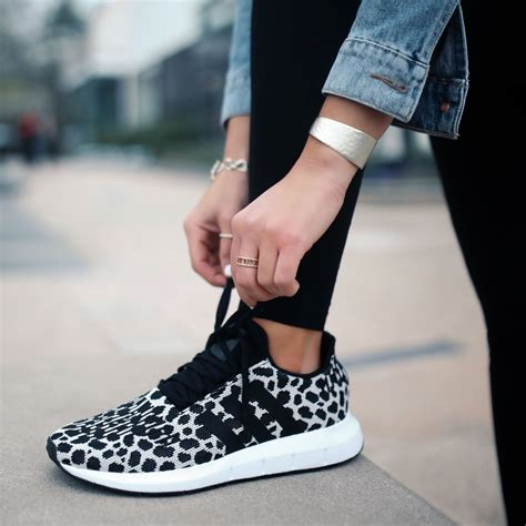 Adidas Leopard Sneakers