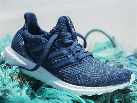 Adidas Makes Sneakers From Ocean Trash