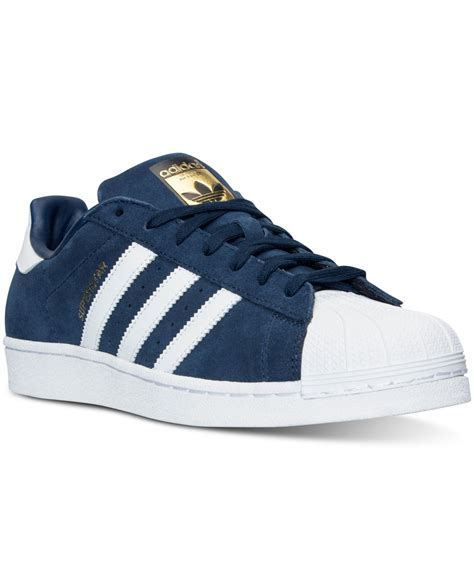 Adidas Men's Superstar Casual Sneakers Sale