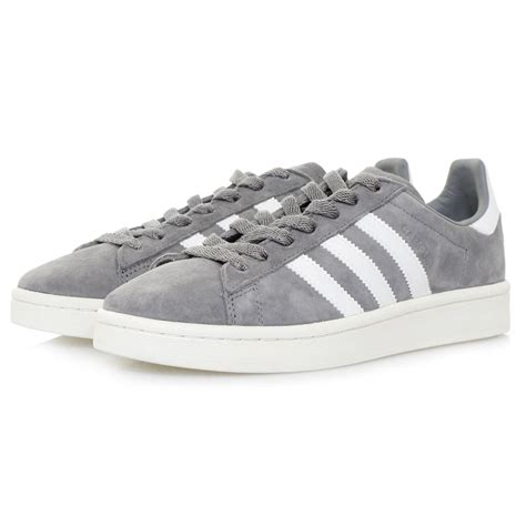 Adidas Mens Grey Sneakers