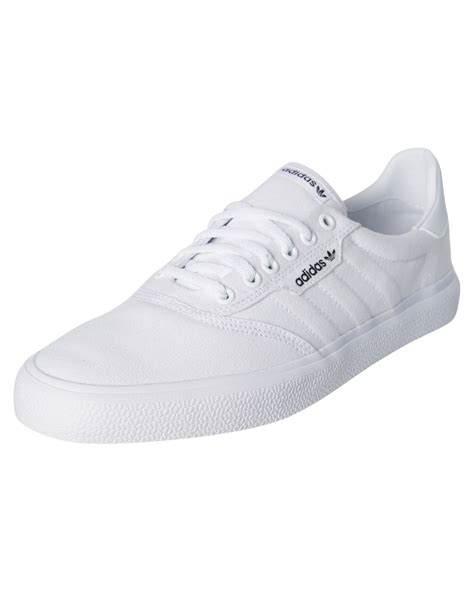 Adidas Mens Sneakers White