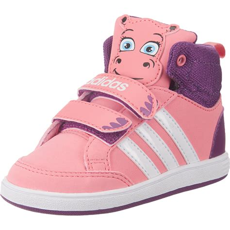 Adidas Neo Baby Sneaker Hoops Animal