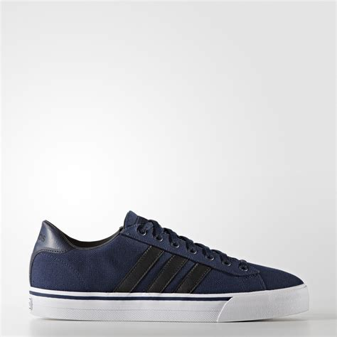 Adidas Neo Cloudfoam Super Skate Navy Blue Sneakers