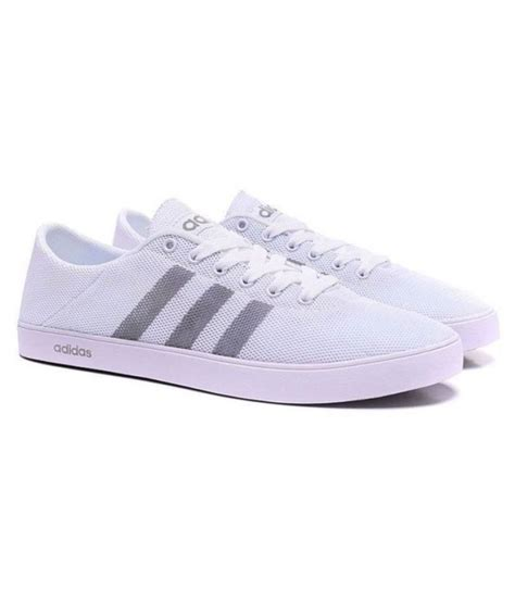 Adidas Neo Daily White Sneakers