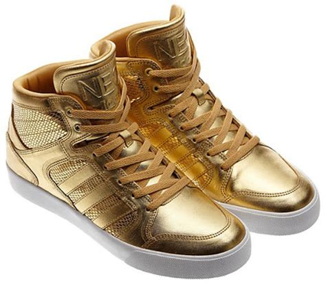 Adidas Neo Sneakers Gold