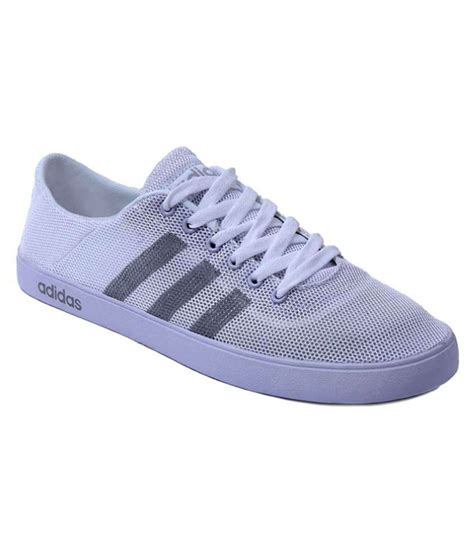 Adidas Neo Sneakers White Casual Shoes