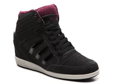 Adidas Neo Super High Top Wedge Sneaker