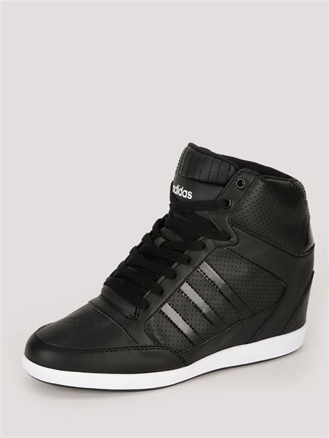 Adidas Neo Super Wedge Sneaker Black