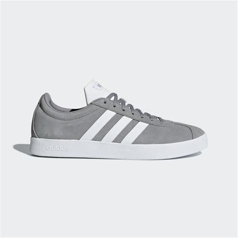 Adidas Neo Vl Court Sneaker Leather
