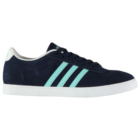 Adidas Neo Womens Court Set W Sneaker