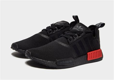 Adidas Nmd R1 All Black Sneakers