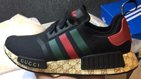 Adidas Nmd X Gucci Sneaker