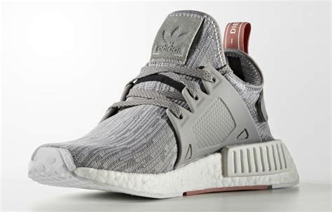 Adidas Nmd Xr1 Clear Onix Grey Sneakers