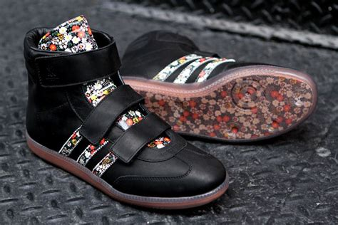 Adidas Opening Ceremony Floral Sneakers
