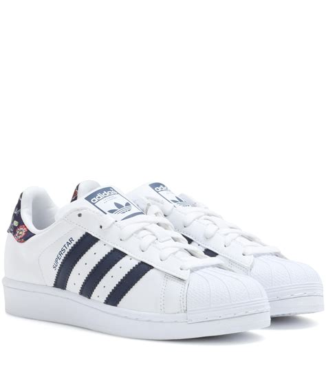 Adidas Original Superstar Leather Sneakers