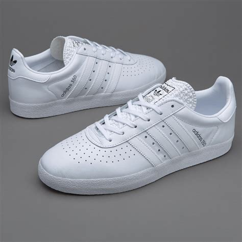 Adidas Originals 350 Sneakers In White Bb2781