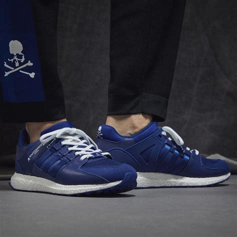 Adidas Originals By Mastermind World Consortium Eqt Support Ultra Sneakers