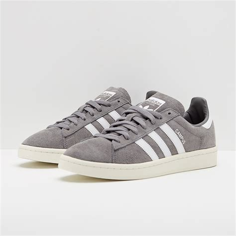 Adidas Originals Campus Sneaker In Dark Gray