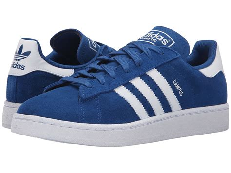 Adidas Originals Campus Sneakers In Blue