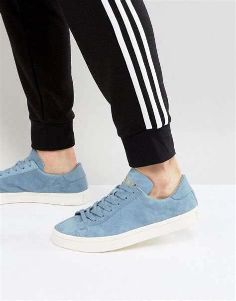 Adidas Originals Court Vantage Sneakers Blue