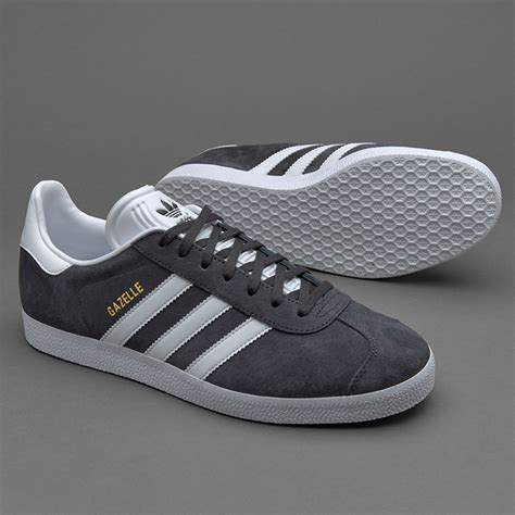 Adidas Originals Gazelle Grey Sneakers