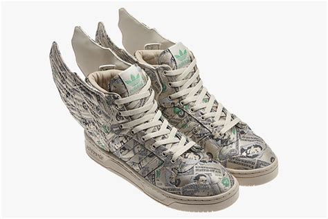 Adidas Originals Jeremy Scott Js Wings 2.0 Sneakers