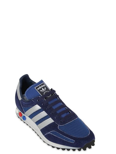 Adidas Originals La Sneaker Og Sneakers Blue