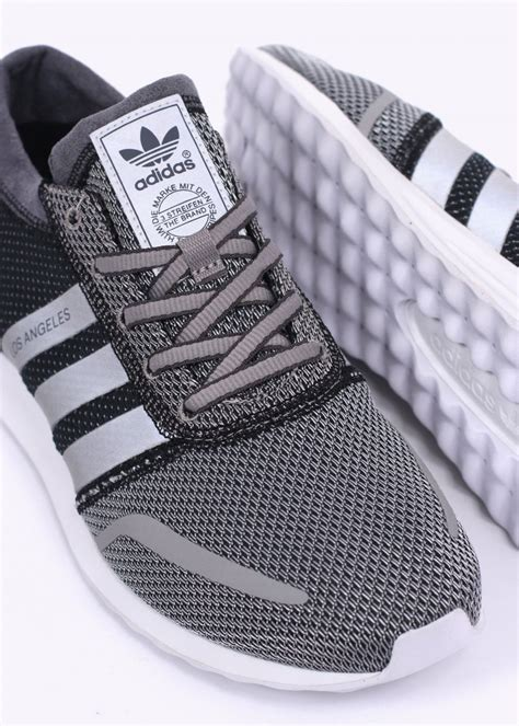 Adidas Originals Los Angeles Sneakers Grey Womens